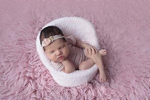 Capa para Posing Pod - Plushy Petal Pink
