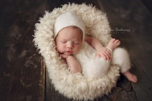 Capa para Posing Pod - Furry Ivory