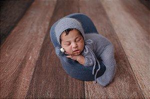 Capa para Posing Pod - Cozy Denim Blue