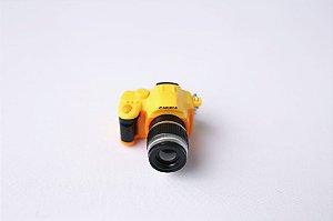 Mini Câmera - Amarela