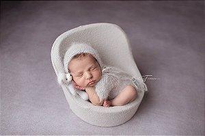 Capa para Posing Pod - Cuddle Light Grey