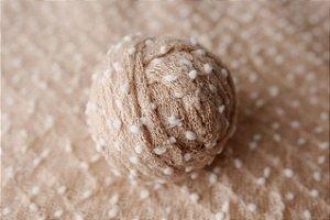 Wrap de Acabamento Pipoca - Nude Rose