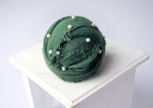 Wrap Pérola - Verde Folha