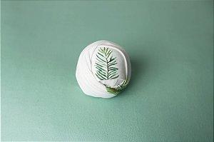 Manta Velvet + Wrap - Leaf