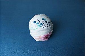 Manta Velvet + Wrap - Cerejeira
