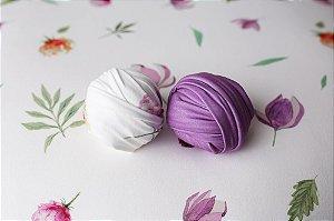 Conjunto de Mantas Primavera - Tulipa