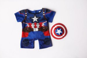 Roupinha - Capitão América