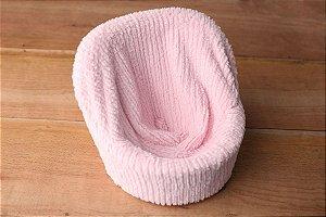 Capa para Posing Pod - Striped Baby Pink