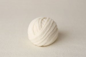 Wrap de Acabamento Cozy - Off White