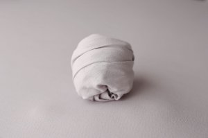 Kit Manta + Wrap Cream - Lilás Pastel