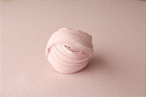 Kit Manta + Wrap Cream - Rosa