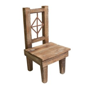 Cadeira Rústica 40cm