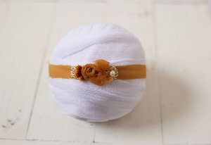 Headband - Flor de Liz