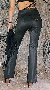 Calça Flare - Black