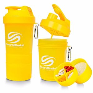 SmartShake - Yellow - BPA FREE