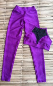 Conjunto Purple