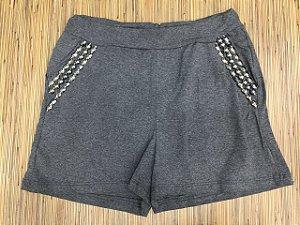 Shorts Pedraria - Grey