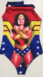 Body Fantasia Super Wonder Woman