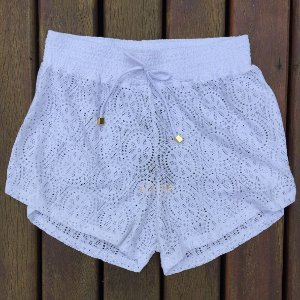 Shorts Beach - White
