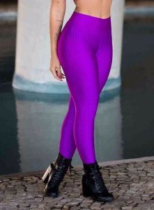 Legging Power Purple