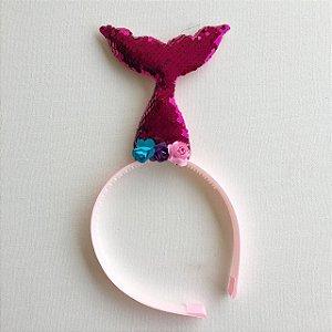 Arco Fantasia Sereia - Pink