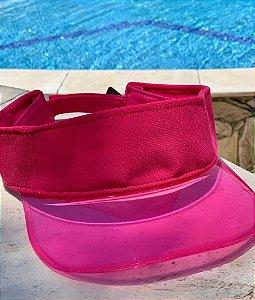Viseira Neon - Pink