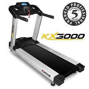 ESTEIRA KIKOS KX3000  - 110V ou 220V