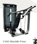 Shoulder Press 180lb - Wellness