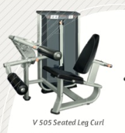 Seated Leg Curl 180lb - Wellness