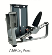 Leg Press Horizontal 300lb - Wellness