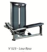Low Row (puxador baixo cabo) 180lb - Wellness