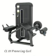 Prone Leg Curl (flexora deitada) - Wellness