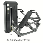 Shoulder Press - Wellness