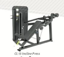 Incline Press - Wellness