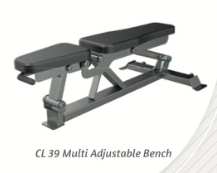 Multi Adjustable Bench - Wellness