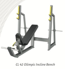 Olimpic Incline Bench - Wellness