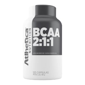 BCAA 2:1:1 120 CAPS