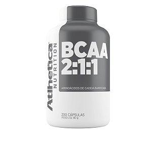 BCAA 2:1:1 200 CAPS