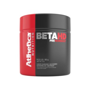 BETA-HD 30 DOSES GUARANA ACAI