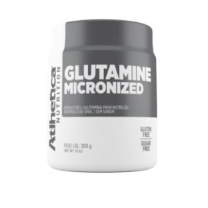 GLUTAMINE ATHLETICA 300GR