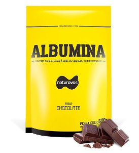 ALBUMINA 83% 500G CHOCOLATE