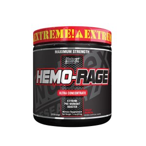 HEMO RAGE BLACK 171GR FRUIT PUNCH