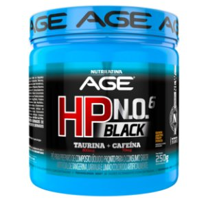 HP BLACK NO6 250GR ARCTIC FRUIT PUNCH