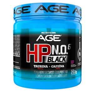 HP BLACK NO6 250GR ARCTIC GRAPE RUSH