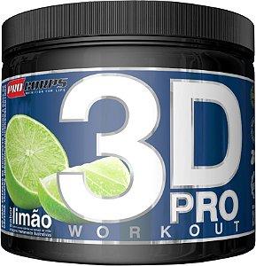 3D PRO WORKOUT 200G LIMAO