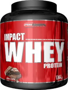 IMPACT WHEY PROTEIN 1.8KG CHOCOLATE