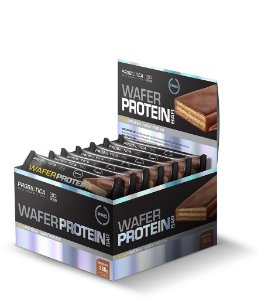 DISPLAY WAFER PROTEIN BAR 12UN-30G AMENDOIM