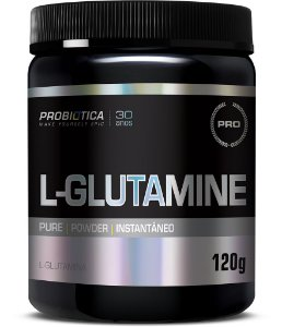 L-GLUTAMINE POWDER 120GR