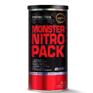 MONSTER NITRO NO2 44 PACKS