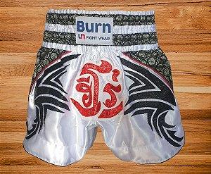 Short Muay Thai Importado Única peça
